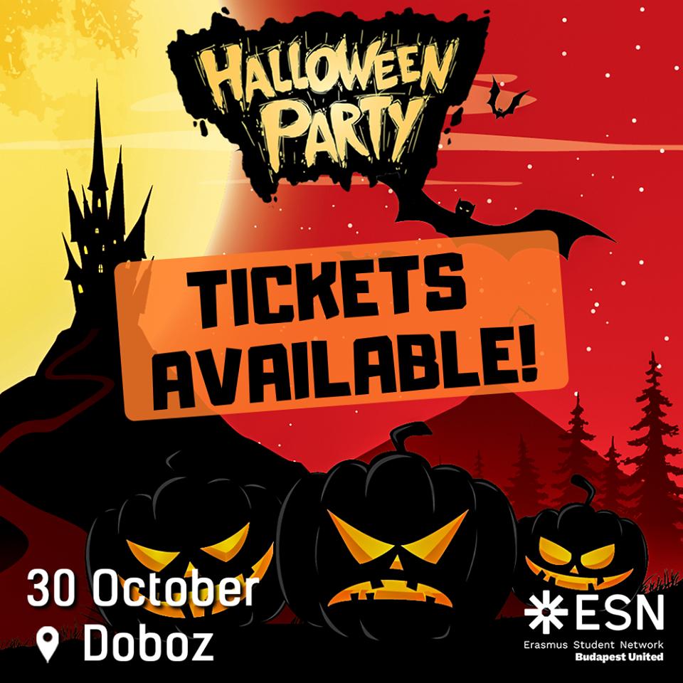 Image of Halloween Party PRE-PUB CRAWL