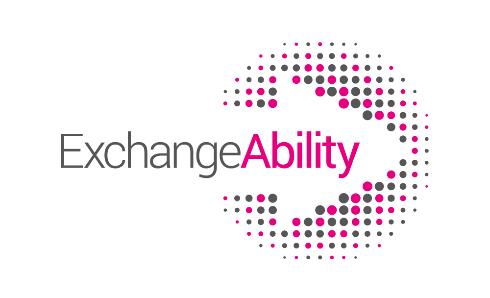 Official logo of ExchangeAbility