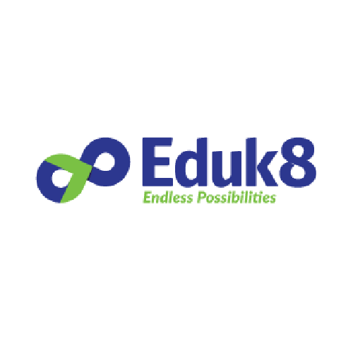 Official logo of Eduk8