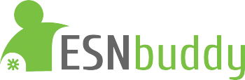 Official logo of ESNbuddy