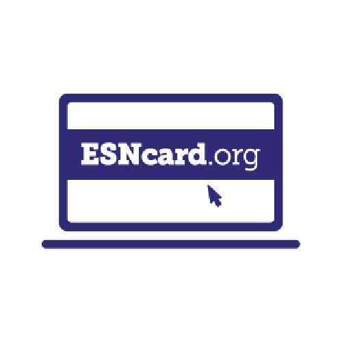 Official logo of ESNcard