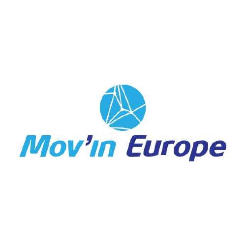 Official logo of Mov'in Europe