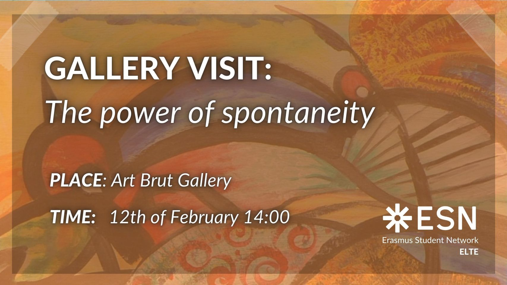 Image of Budapest Art Brut Gallery Visit - ENDED