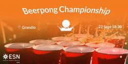 Image of Beerpong Championship