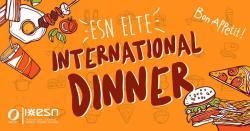 Image of International Dinner by ESN ELTE