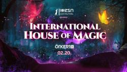 Image of House of Magic Welcome Party