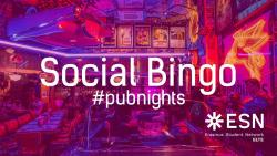 Image of Social Bingo #pubnights