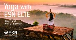 Image of Yoga with ESN ELTE