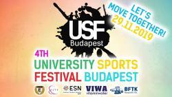 Image of University Sports Festival Budapest 2019