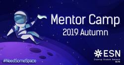 Image of Mentor Camp ★ Space Camp
