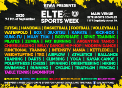 Image of ELTE Sport Week - Try sport courses for FREE