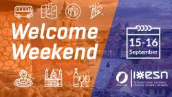 Image of ESN ELTE Welcome Weekend 2018 September