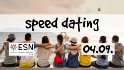 Image of Speed Dating