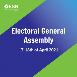 Image of Electoral General Assembly - April 2021