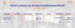 Image of SocialErasmus Week 2016 Autumn has started