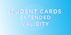 Image of Extended student card validity in case of emergency